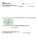 Solving Polynomials Quiz B