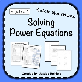 Solving Power Equations: Fix Common Mistakes!