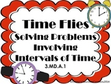 Solving Problems Involving Intervals of Time - Elapsed Tim