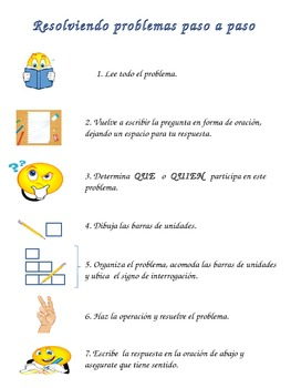Solving Problems Step by Step - Spanish