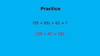 Solving Problems with Parentheses 5.OA.1