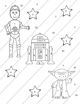 Solving Proportions Coloring Activity (Halloween or Star Wars)