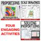 Solving Proportions Lesson Bundle