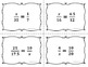 Solving Proportions Seating Cards