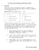 Quadratic Equations Activity: What's Next?