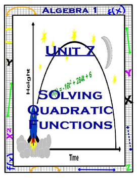Solving Quadratic Equations - Complete Unit