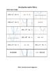 Solving Quadratic Equations Matching