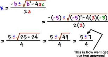 Solving Quadratic Equations (Notes + 40 problems)