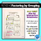 Solving Quadratic Equations by FACTORING *Flowchart* Graphic Organizer