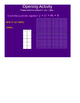 Solving Quadratic Equations by Graphing SmartBoard Lesson