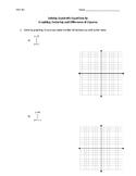 Solving Quadratics Assignment/Quiz