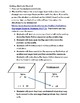 Solving Quadratics Using Square Roots Scavenger Hunt Game