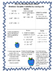 Solving Quadratics by Factoring Choice Board--Differentiated Instruction Activit
