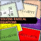 Solving Radical Equation Puzzle