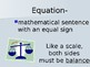 Solving Simple Equations