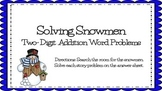 Solving Snowmen Addition