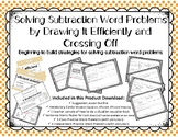 Solving Subtraction Word Problems by Drawing It Efficientl