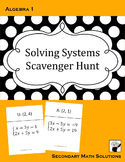 Systems of Equations Activity (Amazing Race) (A5C)