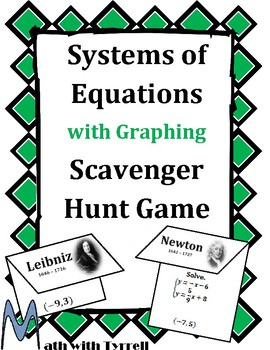 graphing systems of equations pdf