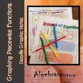 Solving Systems of Equations (2 Variable) Doodle Notes or