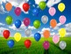 Solving Systems of Equations and Inequalities (PowerPoint Balloons Game)