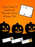 Halloween Systems of Equations Circuit - Elimination
