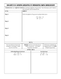 Solving Systems of Equations by Substitution Notes