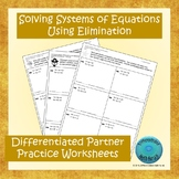 Solving Systems of Equations using Elimination Differentia