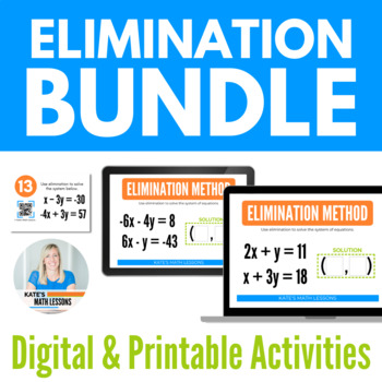 Solving Systems with Elimination Bundle
