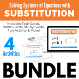 Solving Systems with Substitution Bundle