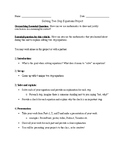 Solving Two Step Equations Project