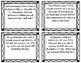 Solving Unit Rate, Ratio and Percent Problems Task Cards