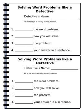 Solving Word Problems Double-Digit Addition/Double Digit Subtraction