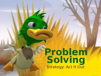 Solving Word Problems Powerpoint FREEBIE