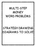 Solving Word Problems involving Money