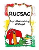 Solving Word Problems using RUCSAC