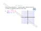 Solving a Quadratic-Linear System Graphically