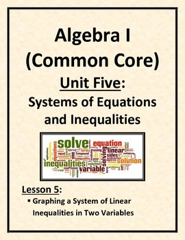 Solving a System of Linear Inequalities