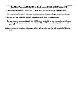 Solving algebraic equations part 2