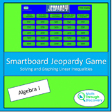 Smartboard Q and A Game-Solving and Graphing Linear Inequalities