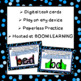 Solving b and d Confusion Digital BOOM CARDS {a FREEBIE}