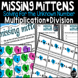 Solving for the Missing Number in Multiplication and Division