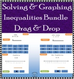 Solving inequalities with Graphing Number Line Bundle - Di
