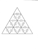 Solving one and two step equations Tarsia Puzzle
