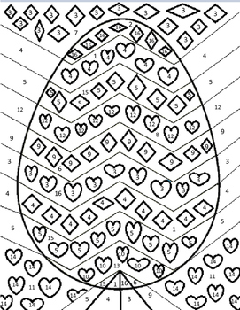 Solving one-step and two-step equations: Coloring Activity