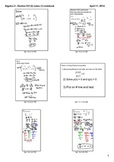 Solving rational expressions and inequalities