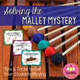 Solving the Mallet Mystery - Mallet Technique Visuals for
