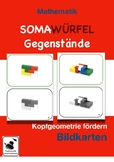 Soma Cube - Flash Cards - Objects