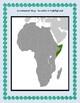 Somalia Geography, Flag, Data, Maps Assessment - Map Skills and Data Analysis