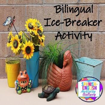 Sombrero Sentences Ice Breaker/Bilingual